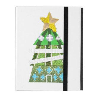 Weihnachtsbaum-Hotel Ich-Auflage 2/3/4 Kasten Schutzhülle Fürs iPad
