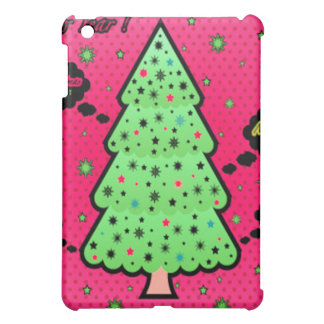 Weihnachtsbaum iPad Mini Hülle