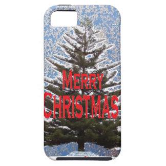 Weihnachtsbaum iPhone 5 Schutzhülle