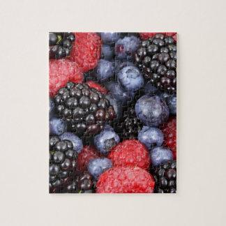 Weihnachtsbeeren-BlackBerry Puzzle