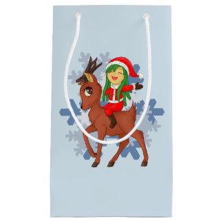 Weihnachtsbeifall Kleine Geschenktüte