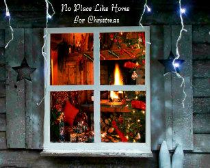 Weihnachtsbilder New York.Weihnachtsbilder Kunst Poster Zazzle At
