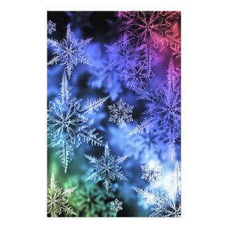 Weihnachtsbriefpapier Druckpapier
