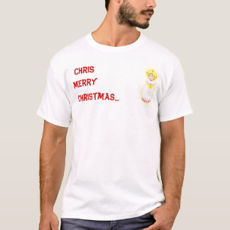 Weihnachtseinführung T-Shirt-Fertigen besonders an T-Shirt