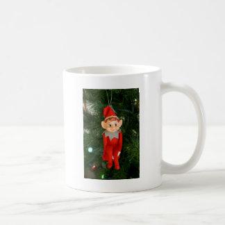 Weihnachtself Tasse
