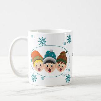 Weihnachtself-Tasse - nicht weg ticken die Elfe Tasse