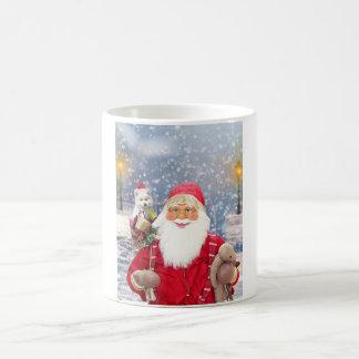 Weihnachtsgeschenk-amerikanischer Eskimohund Tasse