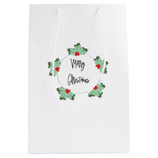 Weihnachtsgeschenk-Tasche Mittlere Geschenktüte