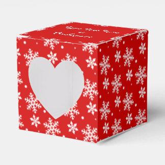 WeihnachtsGeschenkboxen-personalisierte Geschenkschachtel