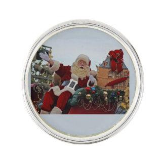 Weihnachtsmann für Weihnachten Anstecknadel