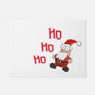Weihnachtsmann ho ho ho türmatte