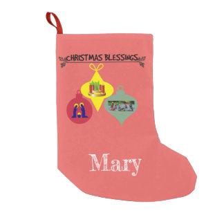 Weihnachtssegen Kleiner Weihnachtsstrumpf
