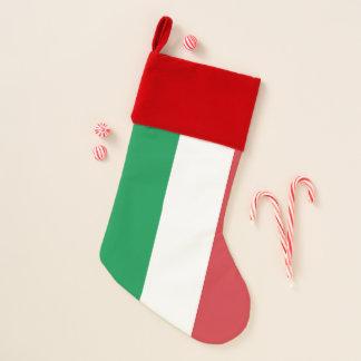 WeihnachtsStrumpf-Flagge von Italien Weihnachtsstrumpf