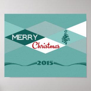 Irische Weihnachtswünsche.Weihnachtswünsche Poster