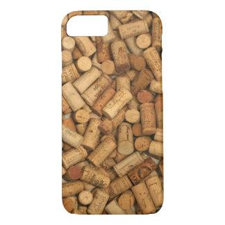 Wein-Korken-Kasten iPhone 7 Hülle
