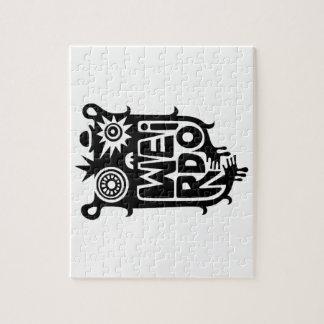 Weirdo - gelegentlich puzzle