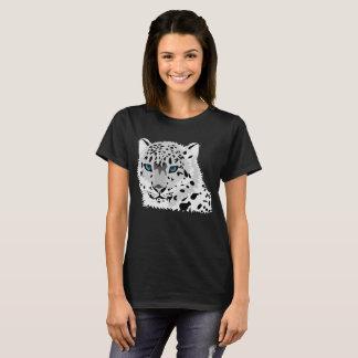 Weiße Katze T-Shirt