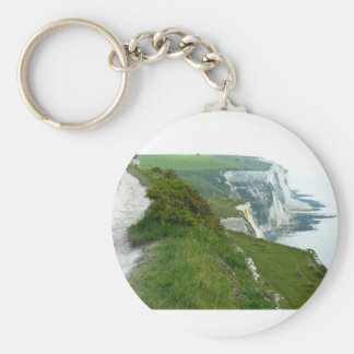Weiße Klippen von Dover Schlüsselanhänger