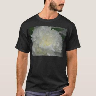 Weiße Pfingstrose T-Shirt