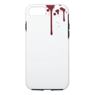 Weißer blutiger Art iPhone 6 kreativer iPhone 8/7 Hülle