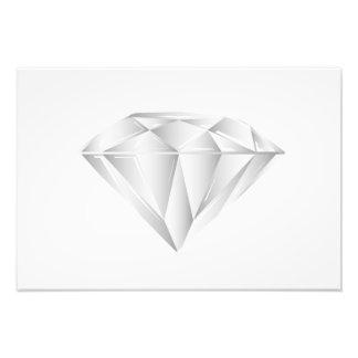 Weißer Diamant für meinen Schatz Photo