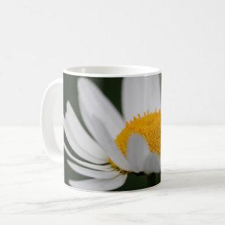 Weißes Gänseblümchen Tasse