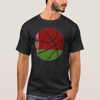 Weißrussland-Basketball-T - Shirt