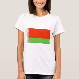 Weißrussland-Flagge T-Shirt