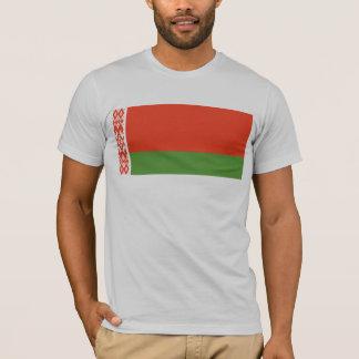 Weißrussland-Flaggen-T - Shirt