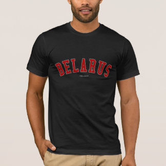 Weißrussland T-Shirt