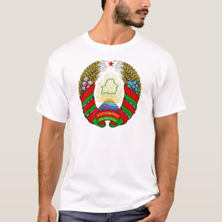 Weißrussland-Wappen VORBEI T-Shirt