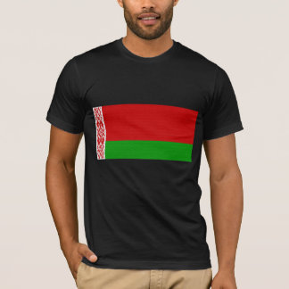 Weißrusslands Flagge T-Shirt