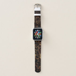 Wellen. Psychedelisch Apple Watch Armband