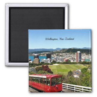 Wellington, Neuseeland Kühlschrankmagnet