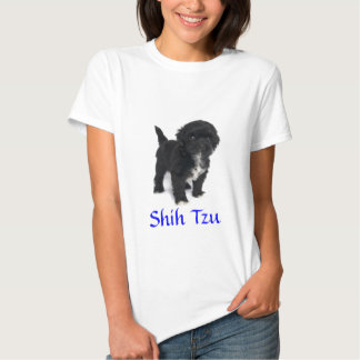 Welpen-Damen-Baby Shih Tzu - Puppe geeignetes Shirts