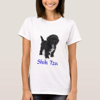 Welpen-Damen-Baby Shih Tzu - Puppe geeignetes T-Shirt