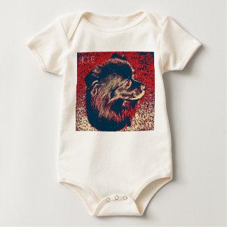 WELPEN-HOFFNUNG Baby-Kleidung Baby Strampler