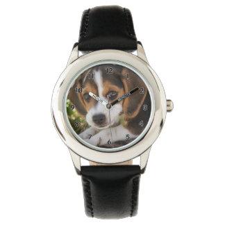 Welpen-HundeBeagle Uhr