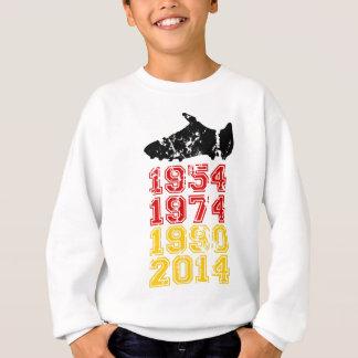 Welt verficht 2014 sweatshirt