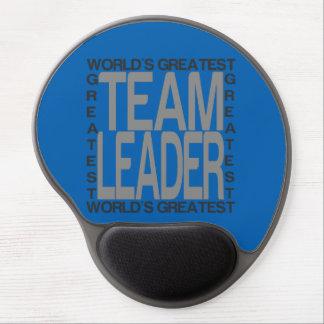 Weltbester Team-Führer Gel Mousepads