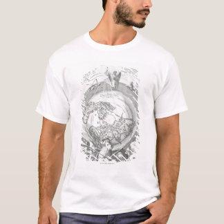 Weltkarte 2 T-Shirt
