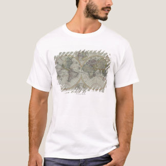 Weltkarte 8 T-Shirt
