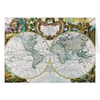Weltkarte Karte