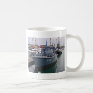 Weltkrieg-Patrouillenboot Kaffeetasse