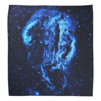 Weltraumbild des Cygnus-Schleifen-Nebelflecks Halstuch