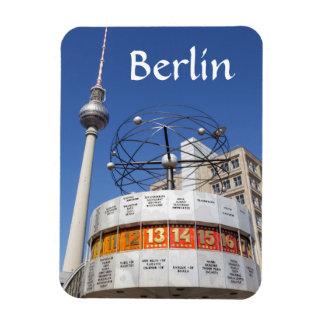 Weltuhr-und -fernsehturm, Alexanderplatz, Magnet