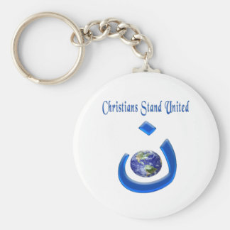 Weltweite Waren der christlichen solidarität Schlüsselanhänger