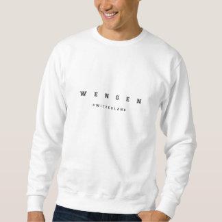 Wengen die Schweiz Sweatshirt