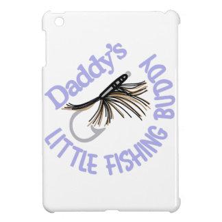 Wenig das Fischen-Freund des Vatis iPad Mini Hülle