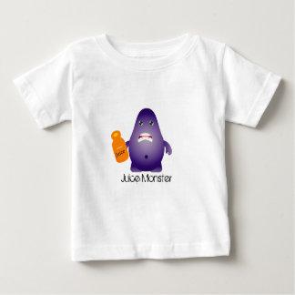 Wenig Saft-Monster Baby T-shirt